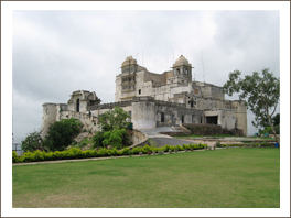 Sajjan Garh - The Monsoon Palace